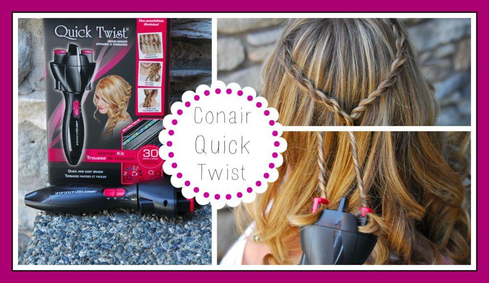 Conair Quick Twist (1/4)