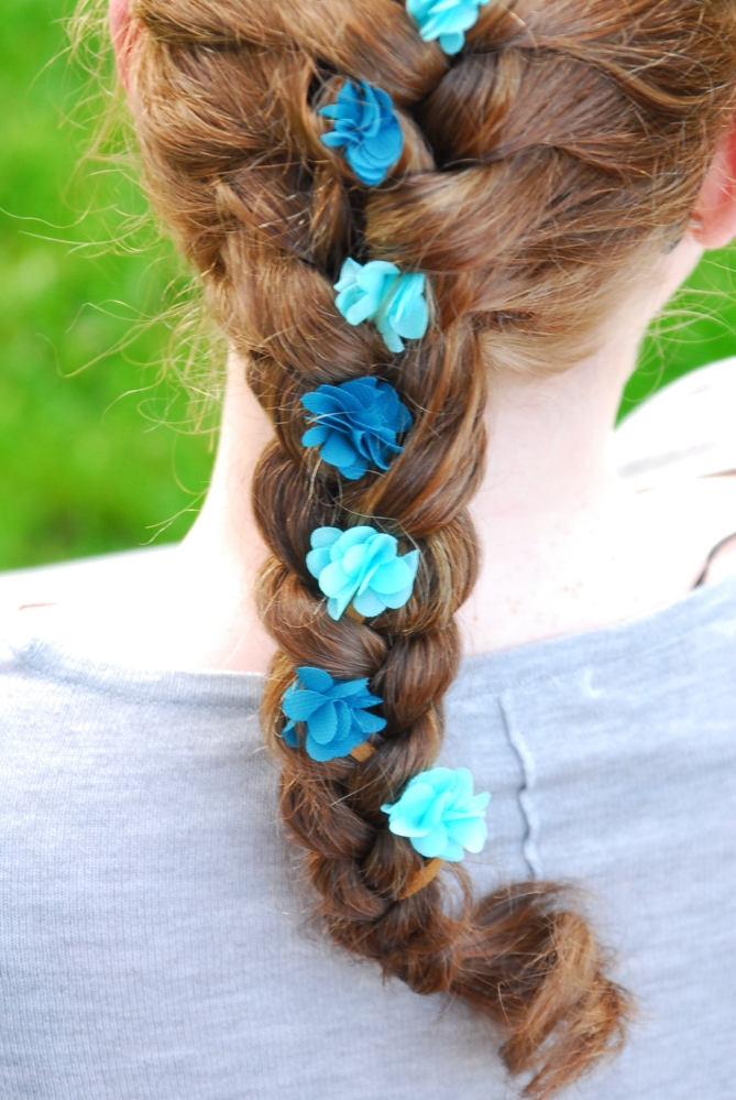 Flower Child Hair (3/4)