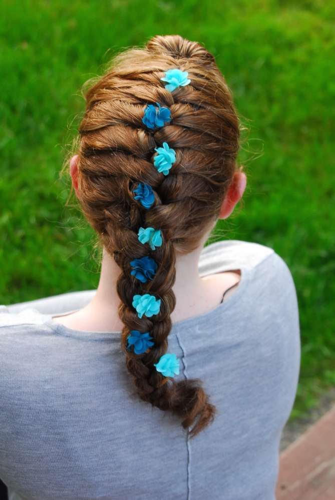 Flower Child Hair (4/4)