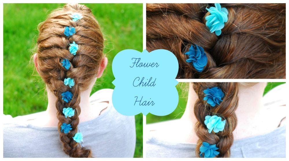 Flower Child Hair (1/4)