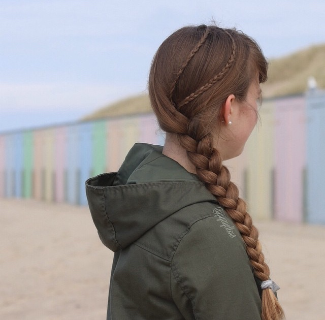 5 Back to School Hairstyles {Featuring other Instagramers} (2/6)