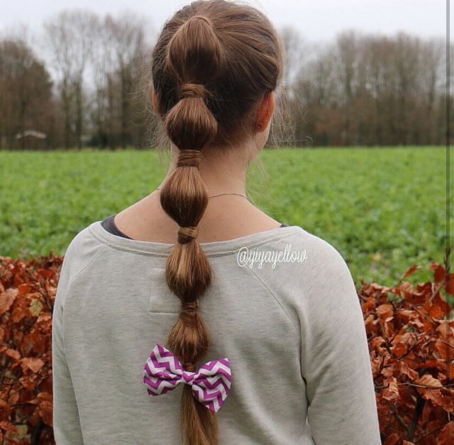 5 Back to School Hairstyles {Featuring other Instagramers} (3/6)