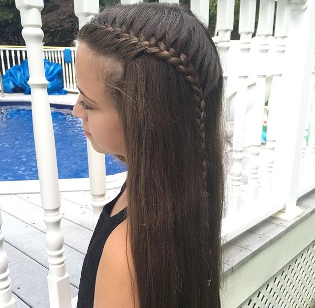 Awe Inspiring 5 Back To School Hairstyles Featuring Other Instagramers Hairstyles For Women Draintrainus