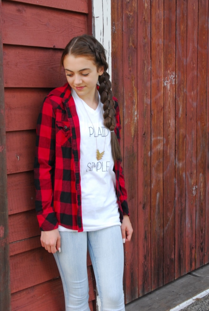 Fall Fashion   Outfit #3 (4/4)