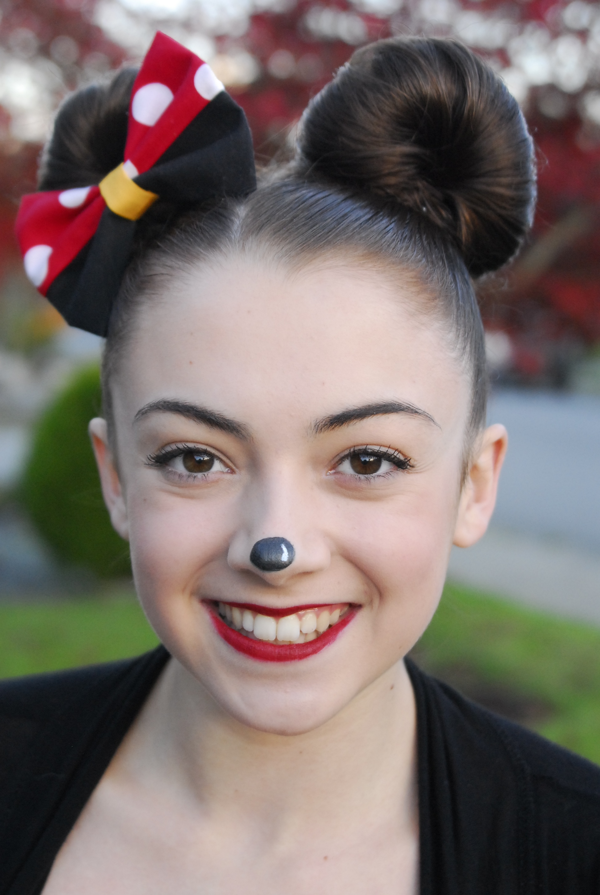 minnie mouse hair styles minnie mouse ears hairstyle fade haircut 1375