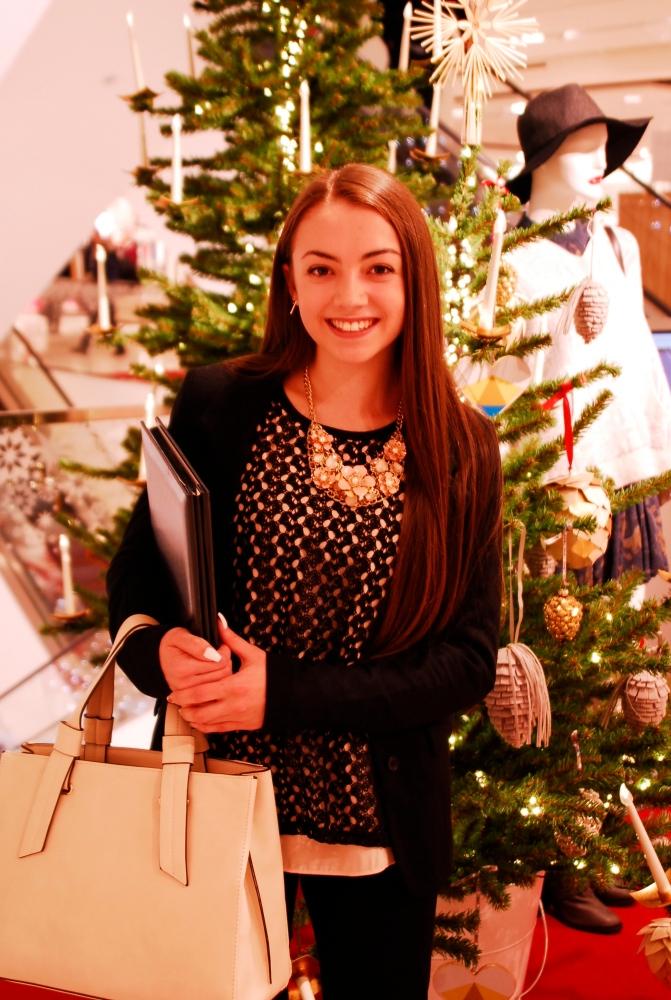 Nordstrom Fashion Ambassador! (1/6)