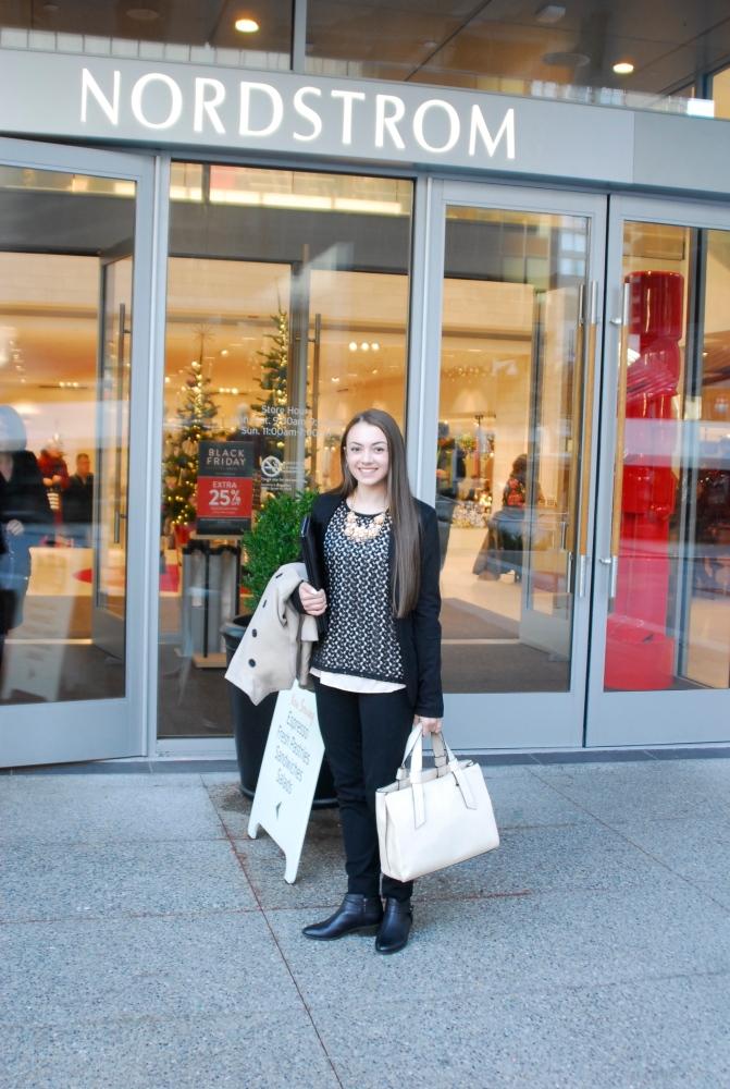 Nordstrom Fashion Ambassador! (2/6)